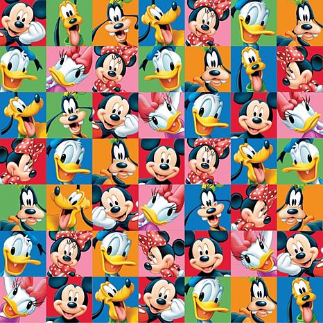 Disney® Mickey and Friends Portraits Paper Pack