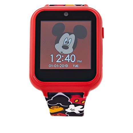 Disney Mickey Mouse Kids' Interactive Smart Watch