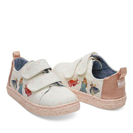 ad264887fba Disney x TOMS Sleeping Beauty Tiny Lenny Sneaker - 8763887