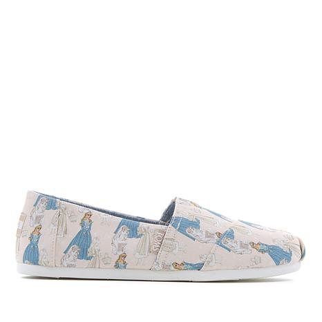 863e6d7e8f1 Disney x TOMS Sleeping Beauty Women s Classic Alpargata - 8764010