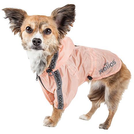 Dog Helios Torrential Shield Multi-Adjustable Dog Raincoat - XS