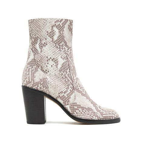 Dolce Vita Samie Leather Mid-Shaft Boot