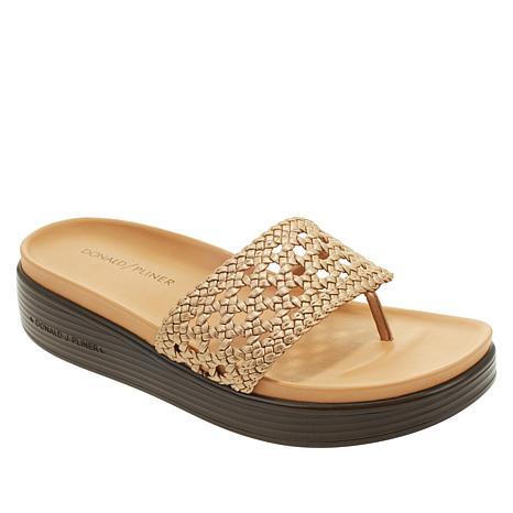 Donald J. Pliner Fifi20 Thong Platform Sandal
