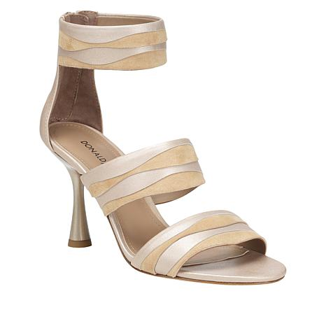 Donald J. Pliner Neav Leather Dress Sandal