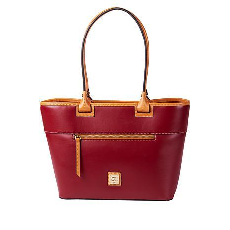 Dooney & Bourke Wexford Leather Zip Tote - Fashion