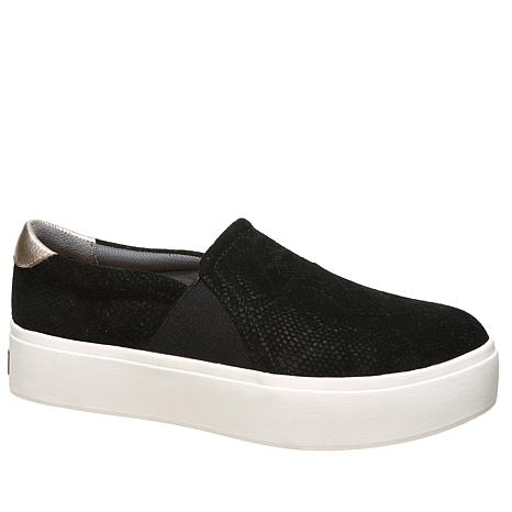 Dr. Scholl's Abbot Suede Slip-On Sneaker