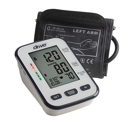 Drive Medical Deluxe Automatic Upper Arm Blood Pressure Monitor