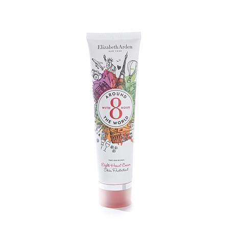 E. Arden Around the World w/Eight Hour Skin Protectant