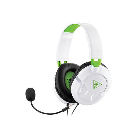 Ear Force Recon 50X Stereo Gaming Headset - White