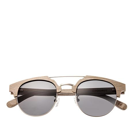 Earth Wood Goods Kai Beige Wood Sunglasses