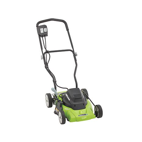"EARTHWISE 14"" Corded Electric Lawn Mower"