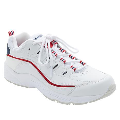 easy spirit Romy Leather Walking Sneaker