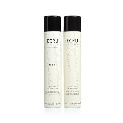 ECRU New York How Can We Hold You? Hair Spray Duo