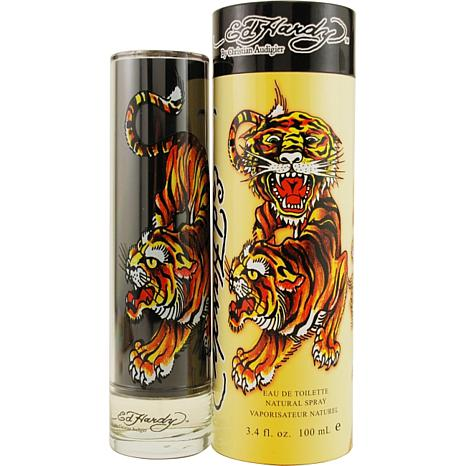 Ed Hardy Eau de Toilette Spray for Men - 3.4 Oz.
