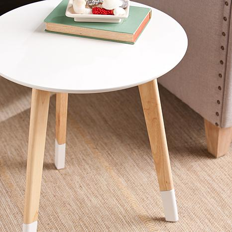 ... Elgin 3 Legged Round Accent Table ...