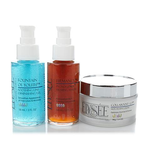 Elysee Age Reset Deluxe Skin Care Trio