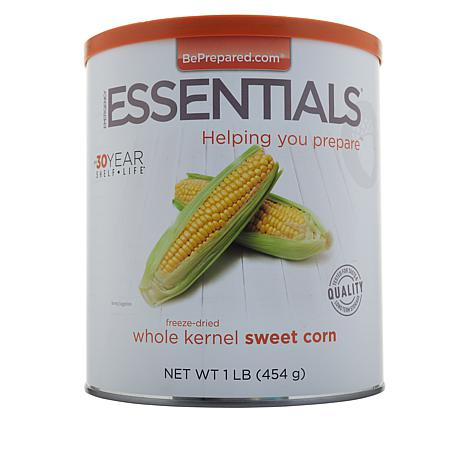 Emergency Essentials 1 lb. Can of Freeze-Dried Sweet Corn Auto-Ship®