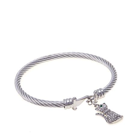 "Emma Skye Jewelry ""Companion  Collection"" Cat Bracelet"