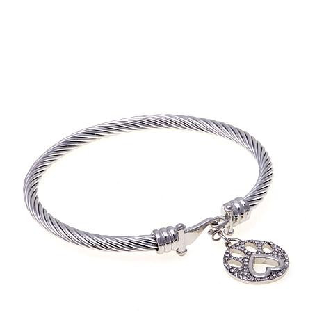 "Emma Skye Jewelry ""Companion Collection"" Paw Bangle"