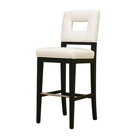 Faustino Leather Bar Stool