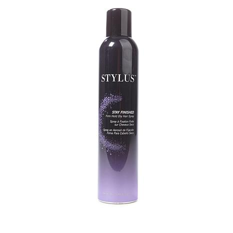 FHI Stylus Stay Finished Firm Hold Hair Spray