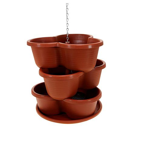 FieldSmith Ultimate Tiered Stackable Planter Baskets