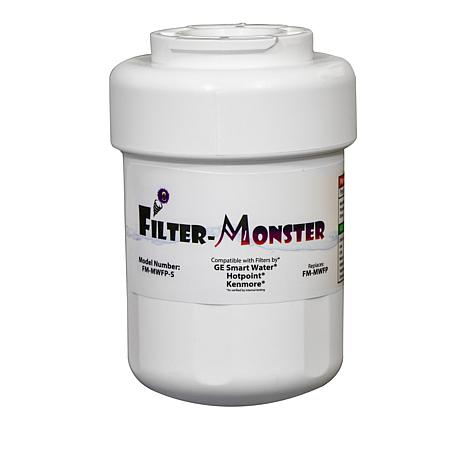 Filter Monster Replacement for GE MWF/MWFP Fridge Filter
