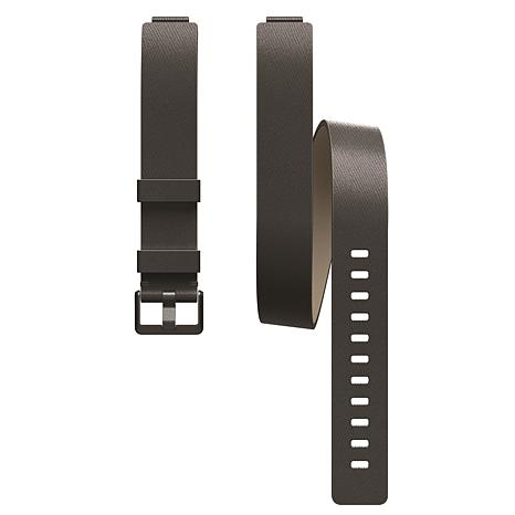 FitBit Inspire™ Double Leather Wrap Accessory Band