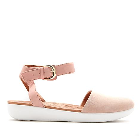 FitFlop Cova Leather Closed-Toe Sandal