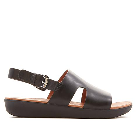 FitFlop Delta Leather Back-Strap Sandal