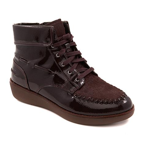 0cdda76e5 FitFlop Gianini Lace-Up Ankle Boot - 8858917