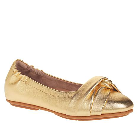 FitFlop Twiss Ballerina Leather Ballet Flat
