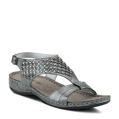 Flexus by Spring Step Invictus T-Strap Sandal