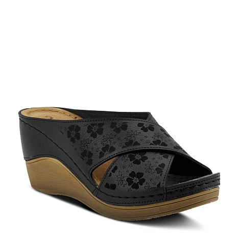 Flexus by Spring Step Remedios Slide Sandal