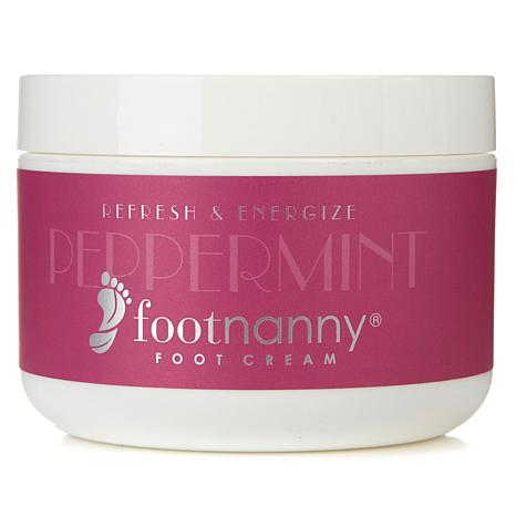 Footnanny Peppermint Foot Cream