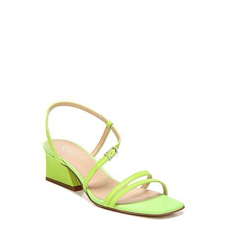 Franco Sarto Chania Strappy Leather Sandal