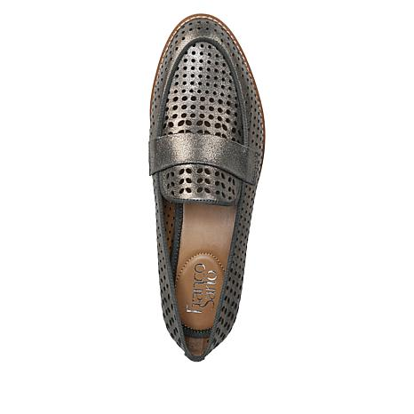 8033f53611d Franco Sarto Hudley Perforated Leather Loafer - 8848849