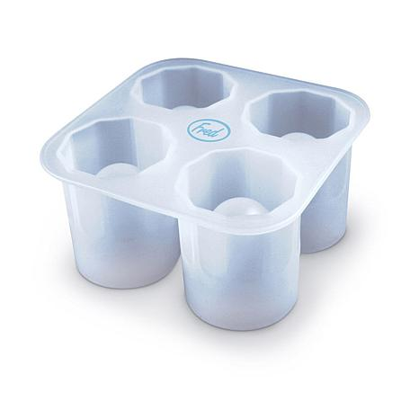 Fred and Friends Cool Shot Glass Ice Tray