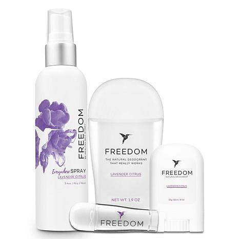 Freedom 4-piece Bundle Lavender Citrus