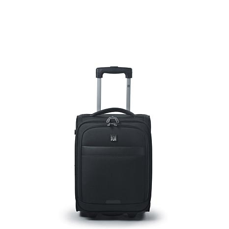"FUL Mission 18"" Soft-Sided Under-Seat Carry-on Luggage"