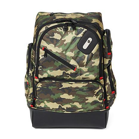 "FUL Refugee Backpack with 15"" Laptop Pocket - Camo"