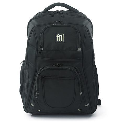"""FUL Rockwood 19"""" Laptop Backpack"""