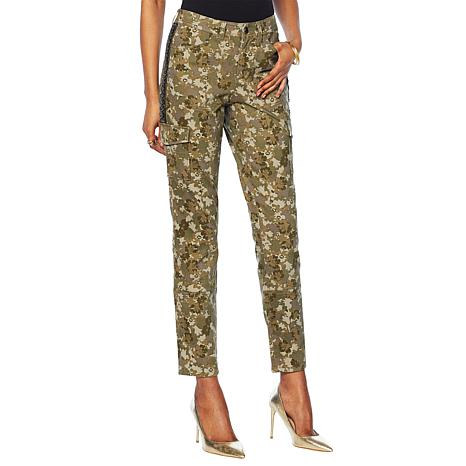 G by Giuliana Embellished Cargo Pant