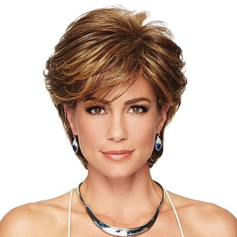 Gabor Essentials Gratitude Heat-Friendly Layered Shag Wig
