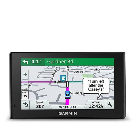 "Garmin DriveSmart 51LMT-S 5"" GPS w/Bluetooth & Lifetime Maps & Traffic"