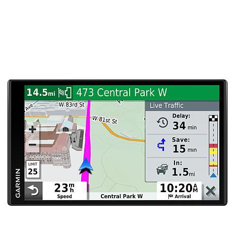 Garmin DriveSmart 65 6.95 GPS with Built-in WiFi