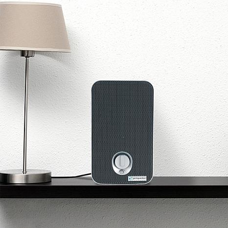 tabletop air purifier with hepa filter