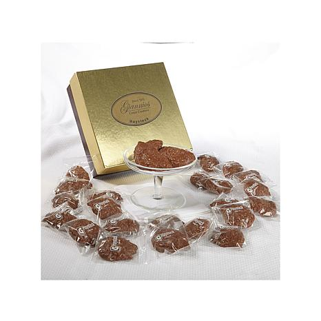 Giannios 1 lb. of Milk Chocolate Haystacks