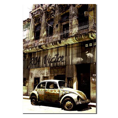 Giclee Print - 1957 Volkswagen Beetle Sedan