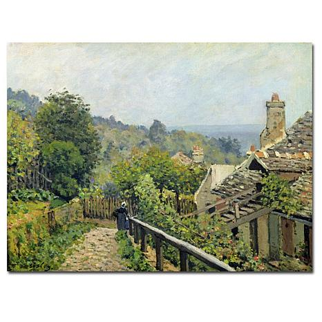 "Giclee Print - Louveciennes, 1873 19"" x 14"""